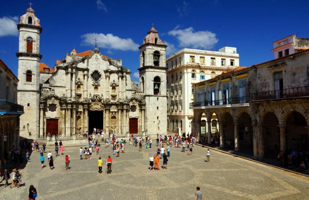 Plaza de la Catedrale