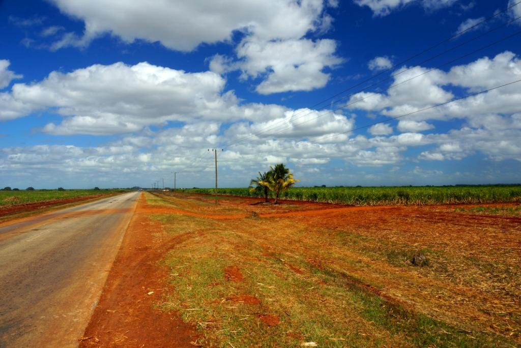 πολύχρωμος δρόμος για Τρινιδάδ